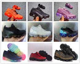 reputable site c0a33 ac89a nike air max airmax vapormax Spitzenlos Vapormax 2018 Platinum Infant  Sneaker Kinder Laufschuhe Grau weiß Regenbogen Kinder Sportschuhe Mädchen  Jungen ...
