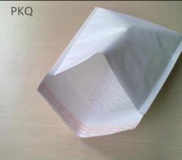 Бумажная пенная бумага онлайн-Белый крафт-бумага пузырь конверты сумки почтовые мягкий доставка конверт с пузырь пены почтовый мешок бизнес поставки