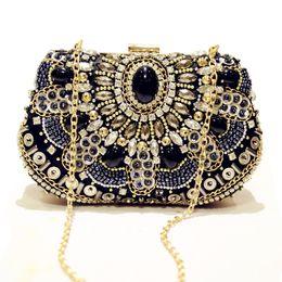 2020 свадебные кошельки 2017 New Diamond Women Evening Bags Day Clutches Purse Lady Wedding Clutch Girls  Party Handbag Shoulder Bags With Chain скидка свадебные кошельки