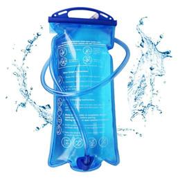 Открытый кемпинг воды сумка мягкий питьевой пузырь верблюд сумка гидратация мочевого пузыря Велоспорт Туризм Путешествия контейнер для воды 2L от
