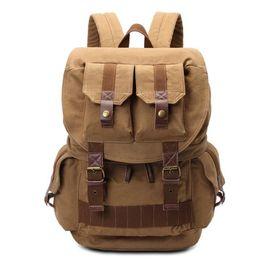 mochila mochila mochila Rebajas Tamaño grande que acampa al aire libre a prueba de agua DSLR mochila cámara de video bolsa a prueba de golpes fotografía hombro mochila con cámara de bolsillo