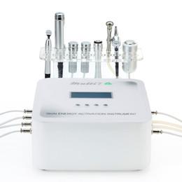 Equipo funcional online-El más nuevo equipo de belleza para mesoterapia 7 en 1 máquina multifunción de belleza dermabrasión