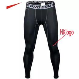 hommes nk pro combat athlétisme maigres compression basket-ball entraînement legging courir gym piste sport pantalons serrés fitness ? partir de fabricateur
