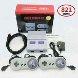 Mini HDMI TV Console de jeux vidéo peut stocker 821 jeux vidéo 8bits famille poche console de jeux rétro jeux classiques pour enfants cadeau ? partir de fabricateur