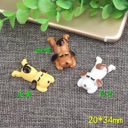 20 * 34 MM Mix DIY resina pet filhote de cachorro encantos flatback remendo kawaii cabochão paster resina artesanato jóias ornamento decoração de