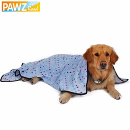 Wholesale Blue Dog Beds - Pawz Road Large Dog Blanket Towel For Dogs Colorful Dot Blanket For Pets Puppy Cat Mat Lovely Kitten Bath Towel Quilt