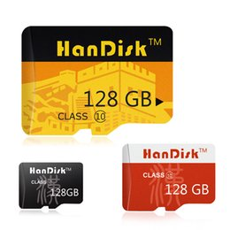 Wholesale Memory 64g - Handisk Stock Sell at a Low Price Class10 32GB 64G 128GB Micro SD Card SDXC CE FCC TF Card Quality Memory Card
