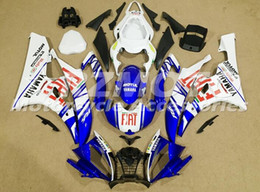 Wholesale Yzf R6 Fiat - New Injection ABS Fairings For Yamaha YZF600 R6 Year 06 07 2006 2007 ABS Plastics Motorcycle Fairing Kit Bodywork Cowling fiat
