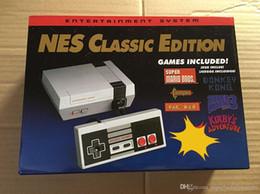 Console de jeu Mini TV NES console de jeu portable Double sortie du câble de contrôleur de jeu AV plus de PXP3 PVP avec boîte de vente au détail ? partir de fabricateur