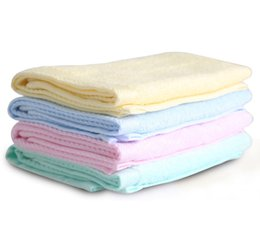 Wholesale bathroom pads - Magic cleaning cloths bamboo cloths microfiber soft non-stick oil and dirty wash bowl towel kithen duster cleaning thicken wash dish cloths