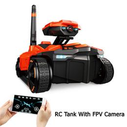 Canada Nouveau Réservoir YD-211 Wifi FPV 0.3MP Caméra App Télécommande Jouet Téléphone Contrôlé Robot Jouets Offre