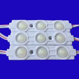 Wholesale windows led lights - SMD 5630 ( 5730 ) 3 LEDS LED MODULES FOR LED Store Front Window Led Module Light Sign Bar Injection IP68 Waterproof Strip Light