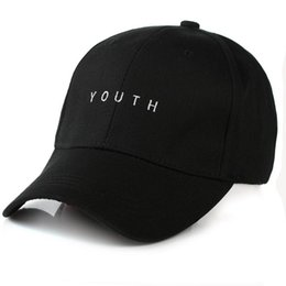 Wholesale Pink Palace Fashion - Fashion Black Pink White YOUTH Dad Hats For Men Women Baseball Caps Adjustable Palace Deus Cap Ovo Drake Hat Gorras Planas Hip Hop 5pcs