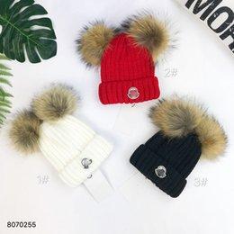 comodín niño Rebajas Шляпа80702 Marca de fábrica para niños Sombrero de  lana Color sólido Joker Fashion f910dd93a8d