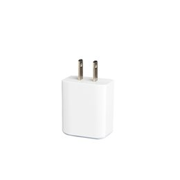 Wholesale Cell Phones Chargers Wholesale - Cell Phone USB Wall Charger 5V 2A US EU Adapter AC Plug For iPhone Android Phones 3C CE RoRh FCC Certification