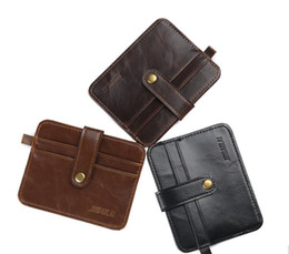 mini trunks Coupons - Bank Case Women Lichee Pattern Bank Credit Card Holder Female Leather Card Package Coin Purse Business card holder porte carte