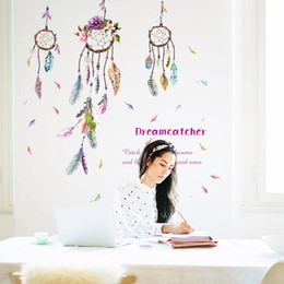 Wholesale Paris Wall Decals - Free shipping Home Decor Supplies Living Room Decorative DIY Wall Stickers Romantic Paris Art Visual Wall Sticker PVC Wallpaper House Decals