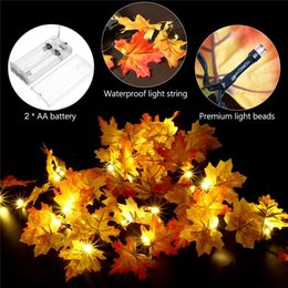 Leaf String Lights NZ | Buy New Leaf String Lights Online from Best