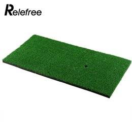 "tee pad Coupons - Backyard Golf Mat 60x30cm 12""x24"" Residential Training Hitting Pad Practice Rubber Tee Holder Grass Indoor"