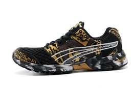 Wholesale Shoes Noosa Tri - with box asics Gel Noosa TRI 8 VIII Men Casual Shoes New Fashion Cheap Jogging Sneakers Lightweight Athletic Shoes Size 40-45