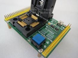 Opel gm tis on-line-Original TI IC Test TMS320F2802 Assento TMS320F2802 Adaptador de Tomada de Assento TMS320F2801