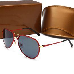 560b3cb5e697f New Luxury Mens Sunglasses 8943 Famous Italy Designer Fashion Oval  Sunglasses UV400 Summer Sun Glasses Retro Style Full Frame Shade Glasses