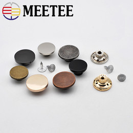 Apparel Sewing & Fabric Buy Cheap 160pcs 12mm Metal Snap Buttons 4 Color Combination Kit With 4 Tools Snap Press Button Fasteners For Garments Clothing Jeans Coat Buttons