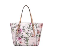 Bolsos de la marca china online-Bolso femenino de moda de la marca de la cubierta del hombro del bolso grande del bolso del diseño del estilo chino