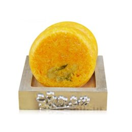 Wholesale Hair Products Acne - New product jasmine shampoo soaps to the filings, make hair more smooth and elastic essential oil formula suitable for all hair soaps