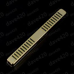 Umidificatori di tipo online-1 PZ Nuovo Design Colore dorato Bianco ruggine acciaio Tipo di barra Tabacco Sigaro Umidificatore Umidificatore Sigaro Umidificatore Sigaro fumo Accessori