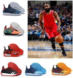 df26e482226 2019 NEW designer shoes James Harden Vol.2 sport shoes Mens MVP Training Sneakers  men Sports casual shoes Outdoor leisure jogging shoe