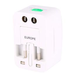 Wholesale Hot Electrical Plug - Universal travel adapter Electrical Power Plug Adapter US UK AU european plug power socket charger adapter Hot