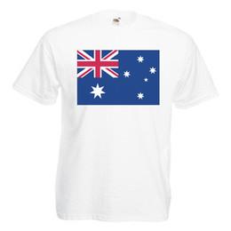 9163de3c1e5 Australia Flag Adults Mens T Shirt 12 Colours Size S - 3XL