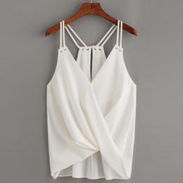 955a81e28 2017 New Design Novel White Sexy Women Casual Sleeveless Crop Top Vest Tank  Shirt Blouse Cami Top Cropped Renda  00