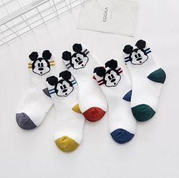 mädchen sneakers socken Rabatt 2018 Kawai Baby Socken für Mädchen Jungen Frühling Baumwolle Neugeborenen Socken Cartoon Infant New Born Sneakers Pair