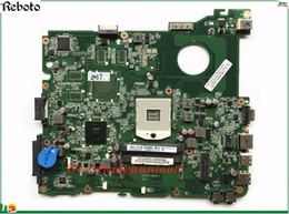 Wholesale Acer Laptops Quality - High Quality MB MBNCA06001 For Acer eMachines E732 E732Z E732ZG Laptop Motherboard DA0ZRCMB6C1 PGA989 HM55 DDR3 100% Tested