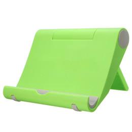 Cuna plegable universal del soporte del soporte del escritorio de la tabla de la tabla para la tableta del teléfono desde fabricantes