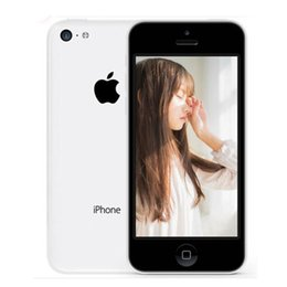 Reconditionné débloqué iPhone 5C Blanc Bleu Rose Jaune Vert 16Go / 32Go Dual Core I5C A5C iOS 32Go 3G WIFI GPS Téléphone Mobile ? partir de fabricateur