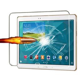 30 UNIDS A Prueba de Explosiones 9H 0.3mm Protector de Pantalla de Vidrio Templado para Samsung Galaxy Tab 4 10.1 T530 t531 Sin Paquete desde fabricantes