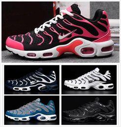 Wholesale Max Tn Sports Shoes - 2017 New Maxes TN Men Women High Quality Running Shoes TN Nanotechnology KPU Material Classical Durable Sport Sneakers Size 36-40 Free Shipp