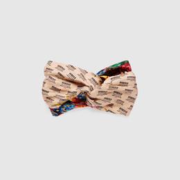 Flores de seda para headbands on-line-Designer de 100% de Seda Cruz Headband Moda de Luxo Da Marca Bandas de Cabelo Elástico Para As Mulheres Menina Flor Carta Headwraps Presentes