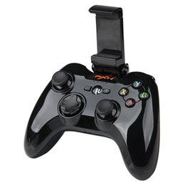 Wholesale apple mfi certified - Apple MFi Certified - PXN PXN-6603 Speedy Wireless Bluetooth Gamepad Game Controller for iPhone  iPad  iPod Mobile gamepad