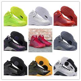purchase cheap 4c9fc 8253b 2018 el más nuevo KB 4 olímpico todo blanco negro rojo baloncesto zapatos  hombres kobe 4S lobo gris amarillo verde serpiente púrpura zapatillas  deportivas ...