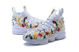4d7030d8fbf8 LeBron 15 Kings Cloak Basketball Schuhe günstige Verkäufe Beste Qualität  KITH Performance Floral Schuhe Kostenloser Versand speichern size40-46