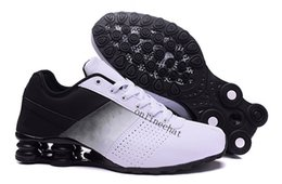 Wholesale Free Shoes Online - Free Shipping Shox Deliver Men Running Shoes,chaussure Homme Mens Deliver Sneakers Sport Outdoor Shoes Sale Online Size 40-46