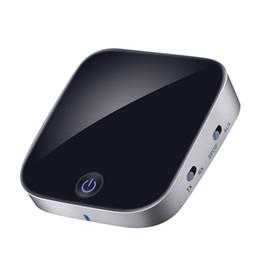 Mais novo USB Adpter 2 em 1 Transmissor e Receptor Bluetooth Aptx Digital Optical Toslink Saída Apr27 MotherLander de