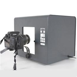 Фото онлайн-SANOTO Mini Photo Studio Фотография Light Box Photo Box Softbox B270 Ювелирные изделия, бриллианты B350 B430 осветительные ящики