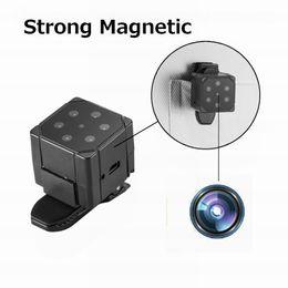 Сильная ночь онлайн-SQ19 сильный магнитный HD Мини-камера маленькая камера 1080P датчик ночного видения видеокамера Micro video Sport DV Motion Recorder PK SQ11