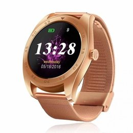 Wholesale ups home use - SOVO SG48 New Bluetooth watch fitness tracker Heart Rate wake up gesture Smart watch With Three-axis Accelerometer K89 Smartwatch