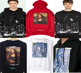 Wholesale hoodie styles men - New Hot Fashion Sale Brand Clothing Men hoodies Print Cotton Shirt T-shirt hoodies men Women T-shirt hoodies 9 styles S-XL